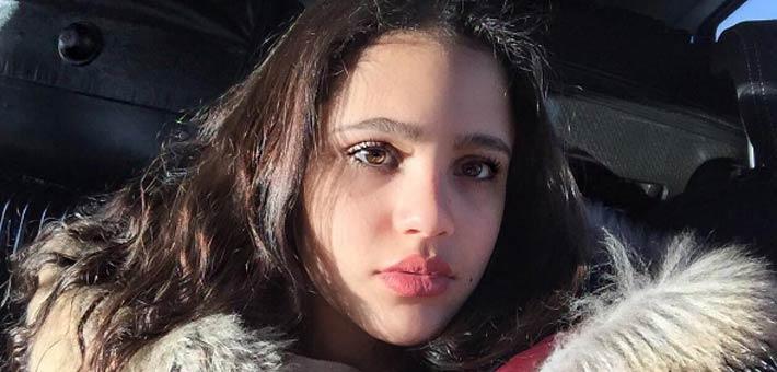 صورة- زينة عاشور تهنيء ابنتها جانا عمرو دياب بعيد ميلادها