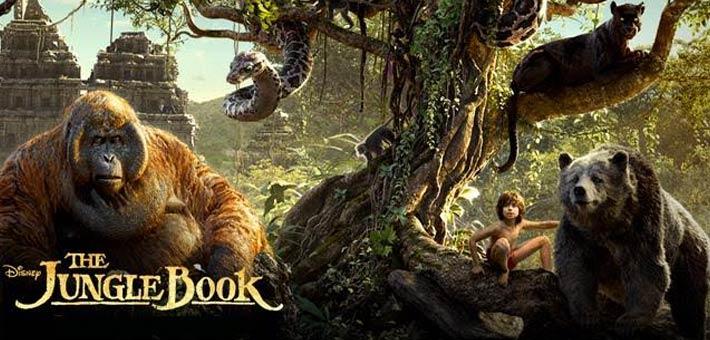 فيلم The Jungle Book