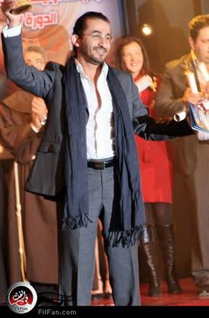 أحمد حلمي أفضل ممثل في مهرجان المركز الكاثوليكي