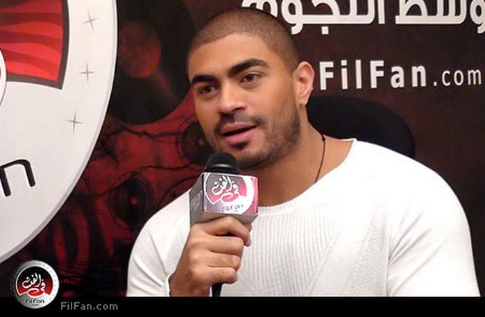 الفنان خالد سليم في حواره مع FilFan.com