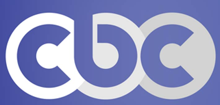 شعار قناة cbc