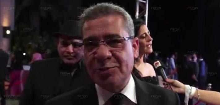 مصطفى الأغا في مهرجان دبي السينمائي