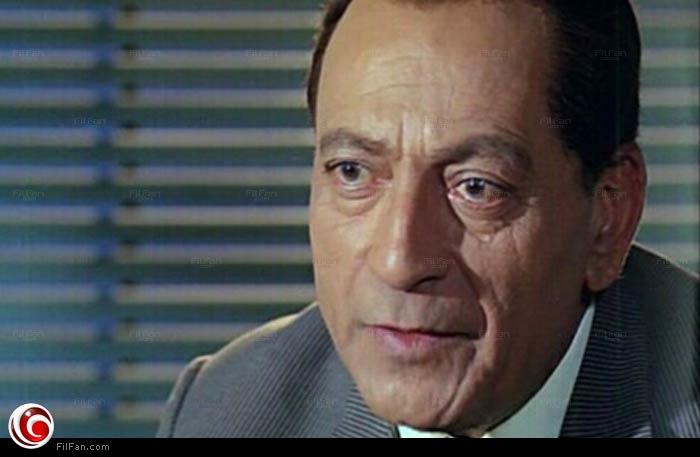 الممثل الراحل محمود المليجي