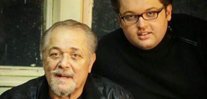 محمود عبد العزيز وابنه محمد