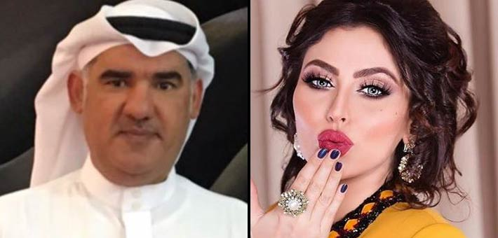 مريم حسين وصالح الجسمي