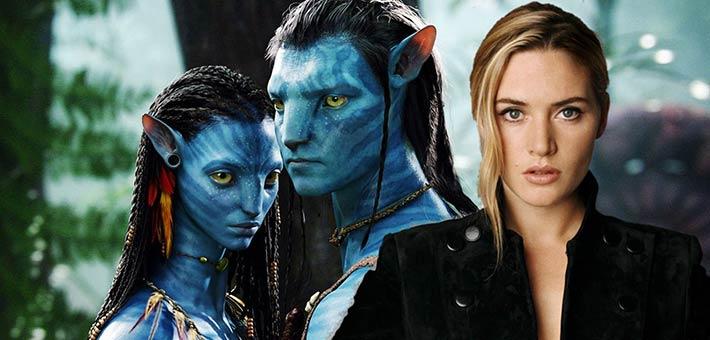 كيت وينسلت في Avatar