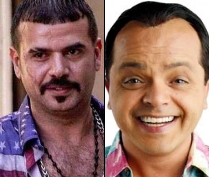 محمد هنيدي وسامو زين