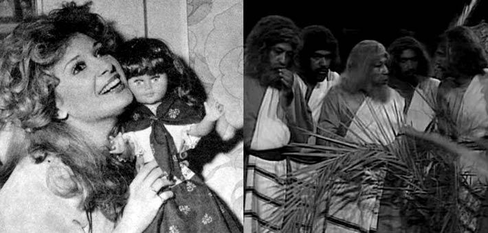 مسلسل محمد رسول الله وفوازير نيللي 1980