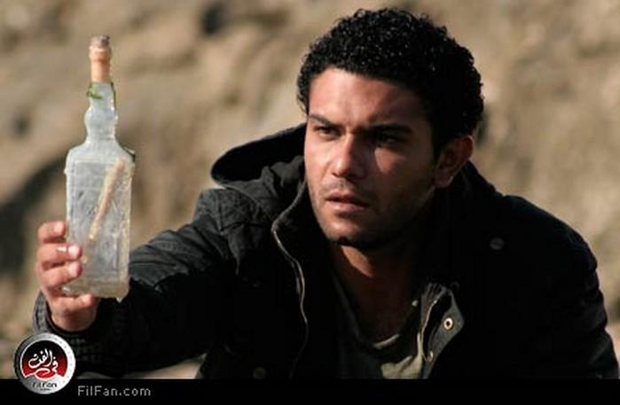 """آسر ياسين في """"رسائل البحر"""""""