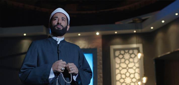 """صورة من فيلم """"مولانا"""""""