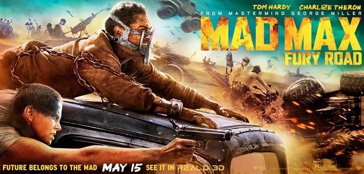 ملصق فيلم Mad Max: Fury Road