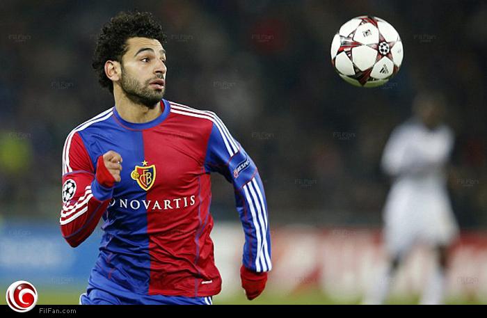 اللاعب محمد صلاح