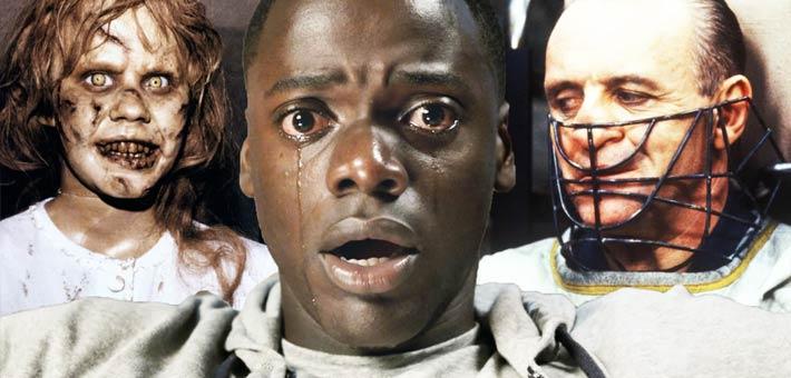أفلام الرعب في الأوسكار