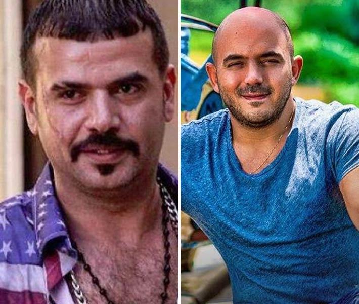 محمود العسيلي وسامو زين