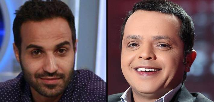 محمد هنيدي وأحمد فهمي