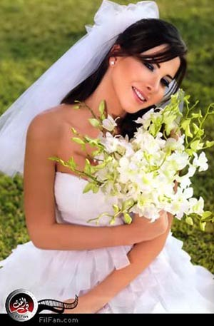 """نانسي عجرم سجلت أغنية """"مصر العروسة"""" لحفل ختام مهرجان الإعلام العربي"""
