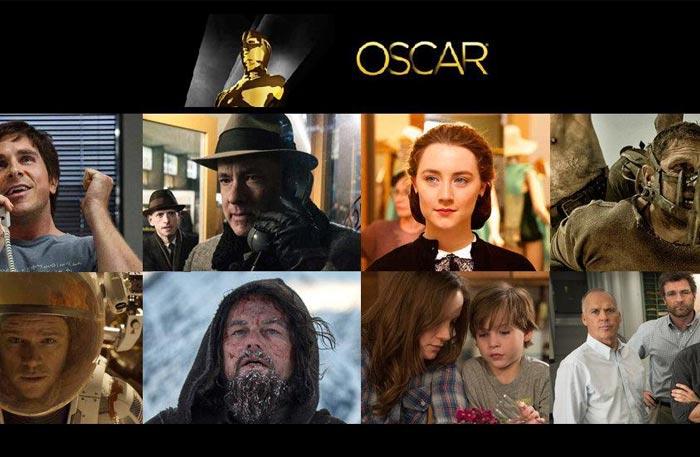 """المرشحون لجائزة """"أوسكار أفضل فيلم"""""""