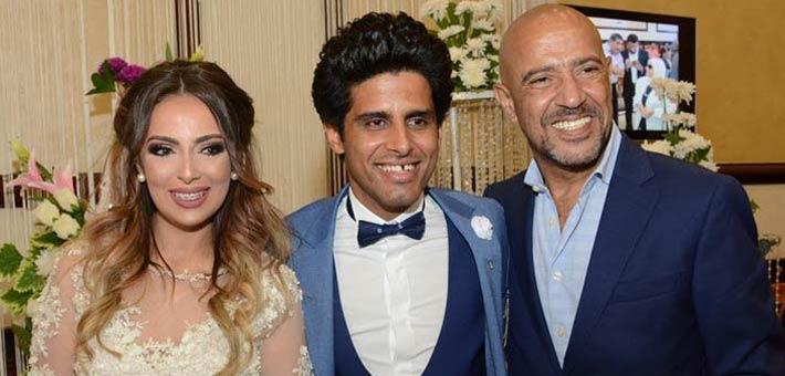 أشرف عبد الباقي وحمدي الميرغني وإسراء عبد الفتاح