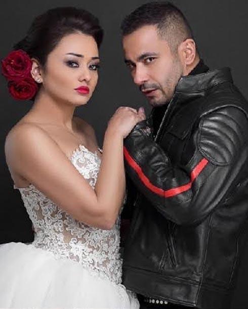 محمد نجاتي و راندا البحيري