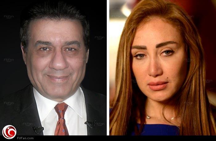 ريهام سعيد ومدحت شلبي