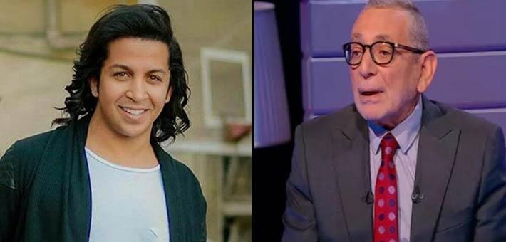 عدلي القيعي وهشام جمال