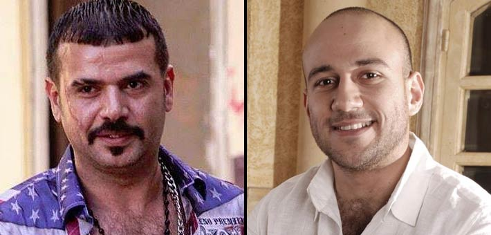 أحمد مكي وسامو زين