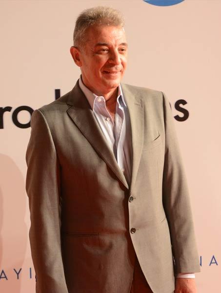 محمود حميدة في مهرجان الجونة