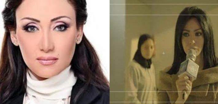 ميرهان حسين وريهام سعيد