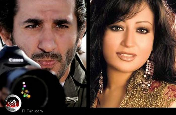 """ريهام عبد الحكيم تغني لحلمي في """"عسل إسود"""""""