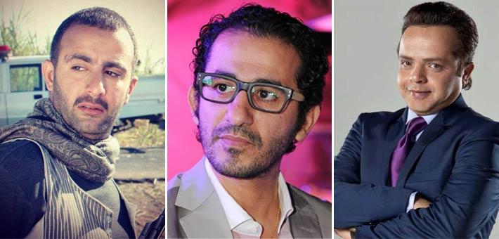 تعرف على قائمة أعلى 10 أفلام إيرادات في السينما المصرية منافسة بين