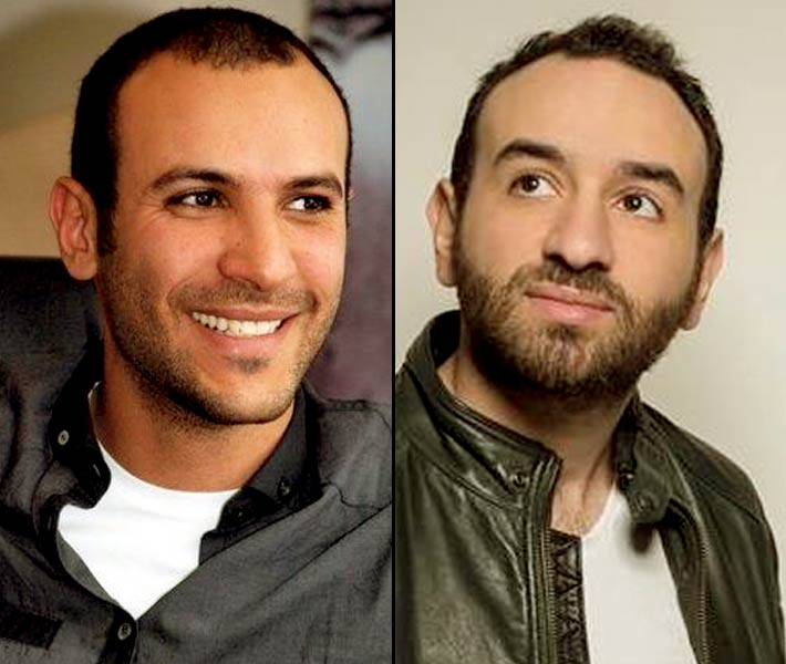 عمرو سلامة ومحمد دياب