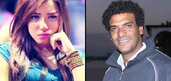 محمد حمدي وسارة سلامة