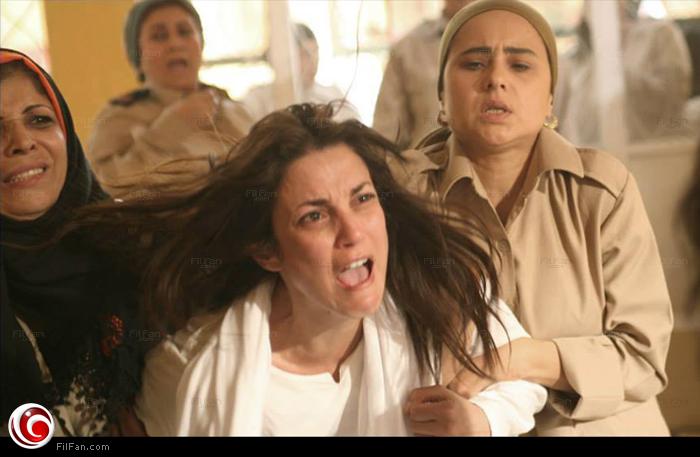 """درة في مسلسل """"سجن النسا"""""""