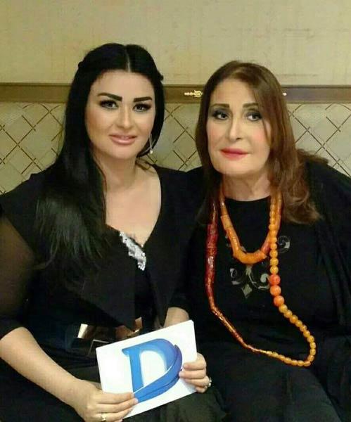 زيزي مصطفى ونادية حسني