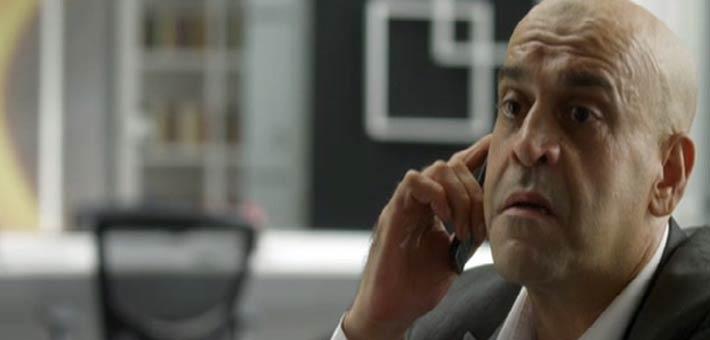محمد شوما في أحد المشاهد