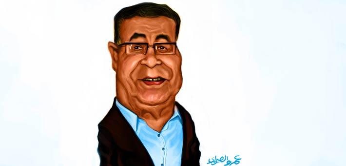 سعيد طرابيك l بريشة: عمرو الصاوي