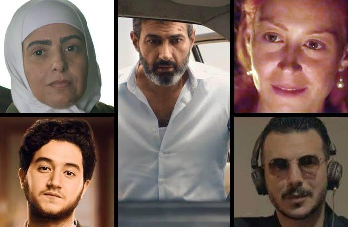 ممثلون كانوا اكتشافات في رمضان 2017