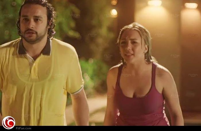 """سارة سلامة قبل قتلها في الحلقة 11 من مسلسل """"ابن حلال"""""""