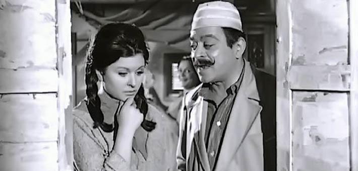 سعاد حسني في مشهد من فيلم القاهرة 30