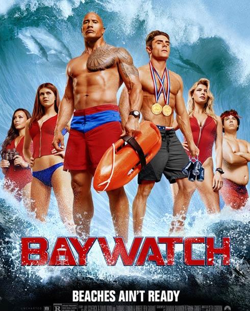 ملصق Baywatch
