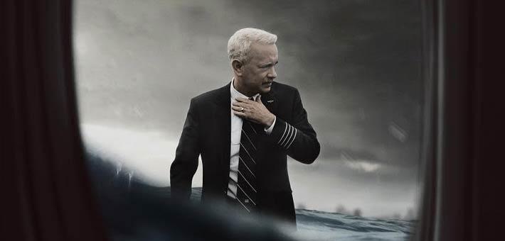 توم هانكس في دور Sully