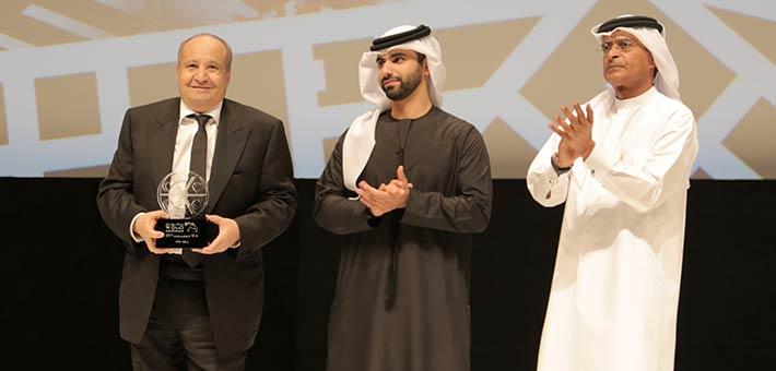 تكريم وحيد حامد في مهرجان دبي