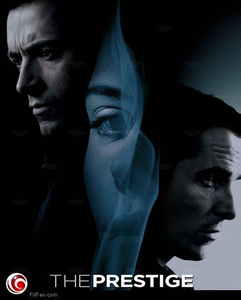 الملصق الدعائي لفيلم The Prestige