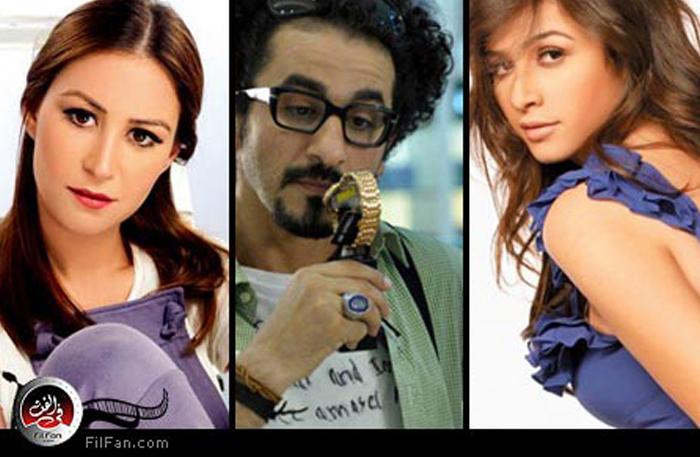 حلمي وياسمين ومنة نجوم سينما 2010