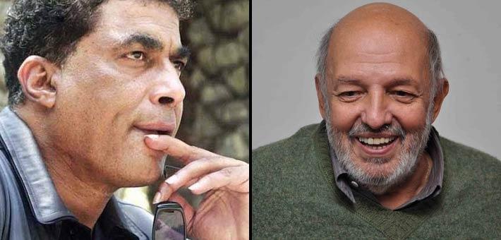 محمد خان وأحمد زكي