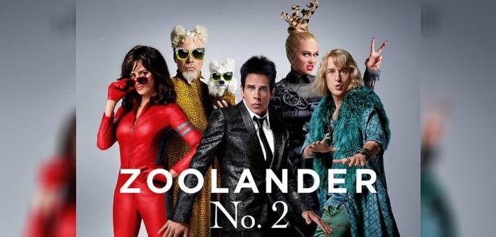 ملصق فيلم Zoolander 2