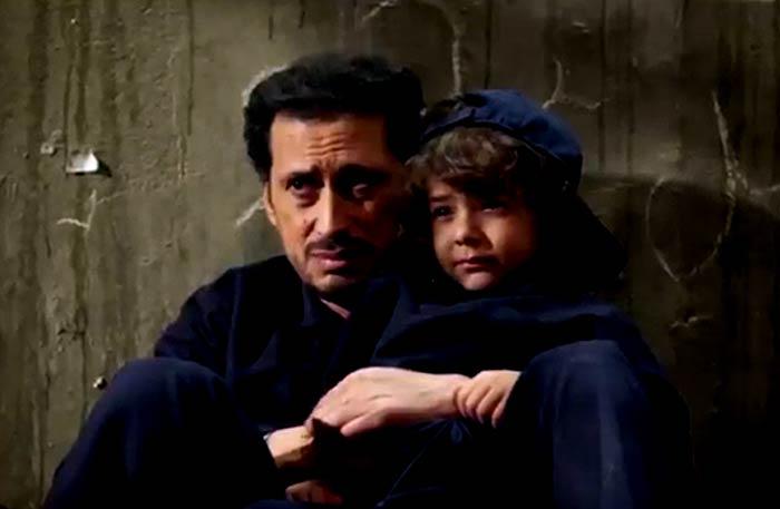مشهد من فيلم خلاويص