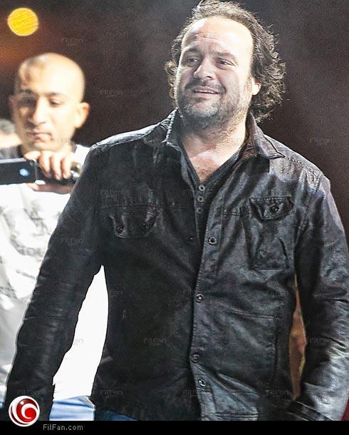 عادل حقي في حفل عمرودياب بالعين السخنة ٢٠١١