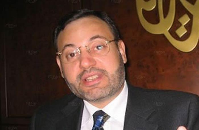 مذيع قناة الجزيرة أحمد منصور