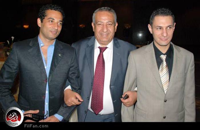 كامل أبو علي وعمرو سعد